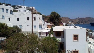 Photo for Local house with amazing view in the center of Skala