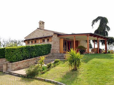 Photo for Detached house in the hills