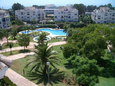 Photo for Well located urbanization, walking distance to Beach, Puerto Banus & amenities.