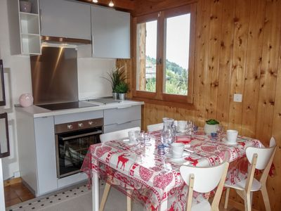 Photo for Vacation home Les Farfadets  in Saint Gervais, Savoie - Haute Savoie - 6 persons, 3 bedrooms