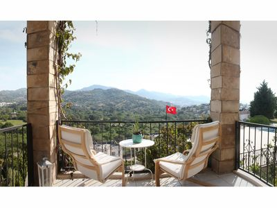 Photo for Cozy Summer House w/Stunning Panoramic View in Yalıkavak