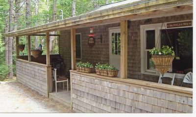 Photo for Private Cozy Cottage, Minutes to Acadia Park, Freshwater Sand Beach & Ocean