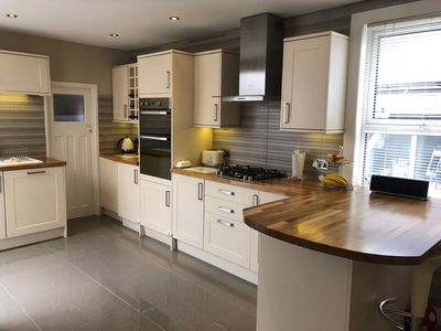 Photo for Lusty Bolt Hole A modern Family home with Studio