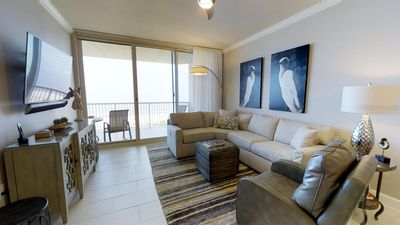 New Renovation from floor to ceiling in our beachfront condo!  Doral 606