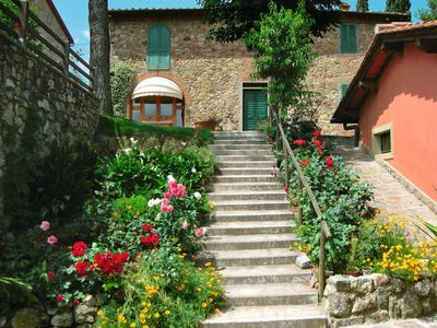 Photo for Vacation home Podere Scopeto (STC140) in Strada in Chianti - 5 persons, 2 bedrooms
