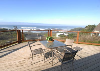 Deck view of Seal Rock