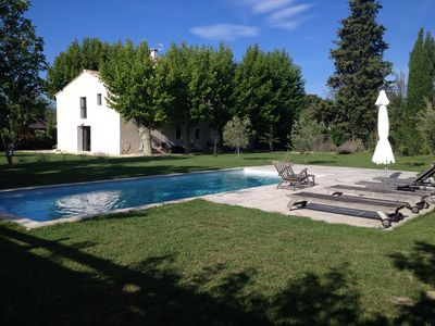 Photo for Mas with swimming pool completely renovated
