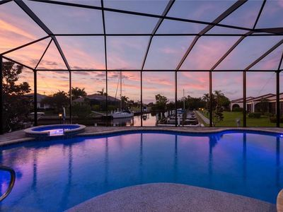 Photo for Brand New Home!  Perfect Location!  Huge Pool! Spa! Dock! 4 beds/4 baths
