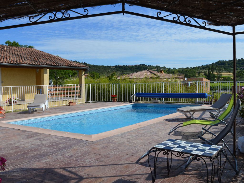 Holiday Home With Private Swimming Pool Close To Vallon Pont D 39 Arc Brujas Ardeche Rhone Alpes