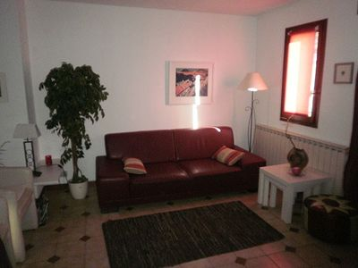 Photo for Beautiful duplex apartment for 6 people 50m from the beach