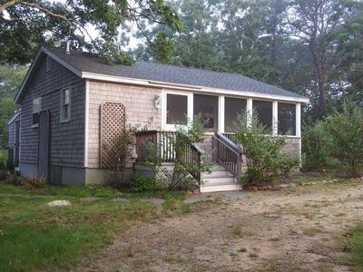 """Photo for GETAWAY Chappy """"Butterfly Cottage"""" Cozy 2 Bedroom on Chappaquiddick"""