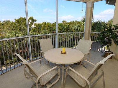 Photo for Enjoy a Preserve View From The Screened Lanai of This Vacation Condo in Fort Myers