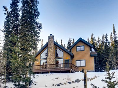 Photo for Pet Friendly/Views/Close to Breckenridge/Large Deck- Willow Creek