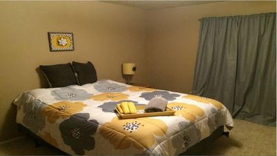 Photo for Beautiful Apt in Billings (Cute ,open and can sleep easy 4 and upto 6)