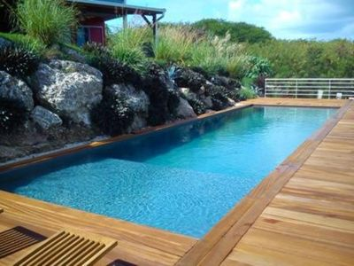 Cottages swimming pool
