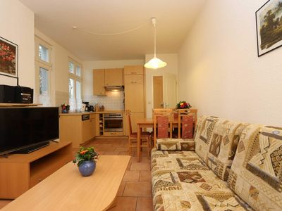 """Photo for Apartment 3, ground floor, 3-room - """"Haus Rubert"""" 4-star holiday apartments, near the beach"""