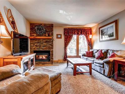 Photo for Upgraded 1 Bedroom Ski In Ski Out Unit Great Rates!
