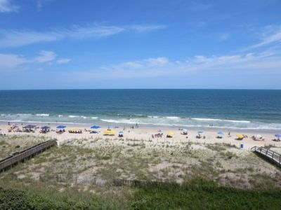 Photo for OCEANFRONT!GORGEOUS! GRANITE & TILE ! FREE WIFI, POOLS, AWESOME VIEWS