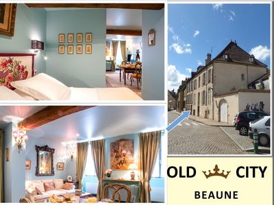 Photo for New - THE SUITE of L'Oiselier LUXURY and charm in the heart of BEAUNE