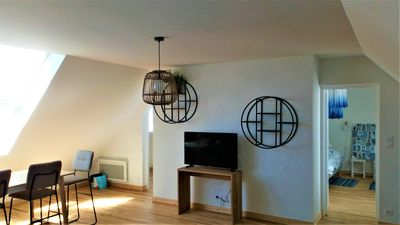 Photo for Furnished 2-4 people with harbor view