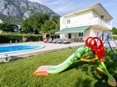Photo for 10% discount Relaxing property with private pool, close to river canyon and sea