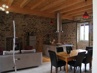 Photo for traditional and modern house in Perigord Vert