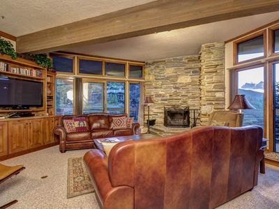Photo for Powder Run! Located 200 yards from lifts at DV! Beautifully remodeled, hot tub