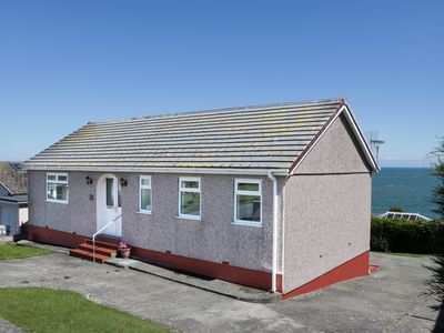 Photo for BAY LODGE, pet friendly, with a garden in Bull Bay, Ref 964135