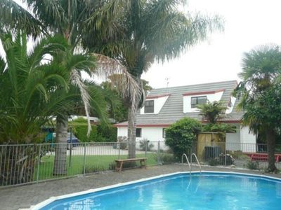 Photo for Te Puna Family House with Pool