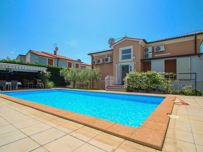 Photo for Holiday apartment with shared pool