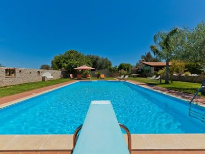 Photo for Villa Carta with private pool