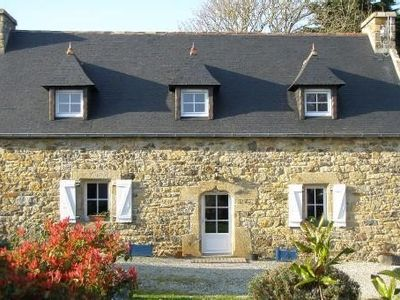 Photo for BRETON STONE HOUSE,LOCATED IN CROZON TO ROSCANVEL