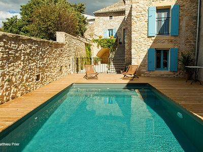 Photo for 60m2 holiday house, completely renovated.