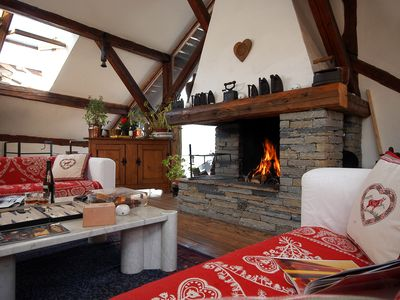 Photo for 4BR Chalet Vacation Rental in Les Allues, Auvergne-Rhône-Alpes