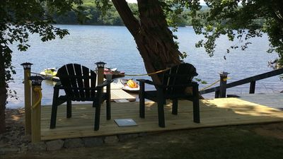 Photo for 2 BR Waterfront Cottage