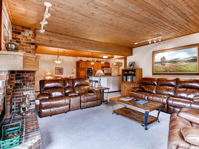 Photo for Remodeled Condo Just Steps to the Slopes! Ski Valet, Fire Pit & More!