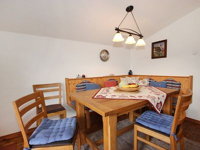 Photo for Apartment in Reith bei Seefeld with Parking, Internet, Washing machine, Balcony (31609)