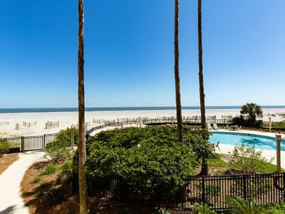 Photo for Seascape 115/ 2 BR Oceanfront Condo w/ Wild Dunes Amenities!
