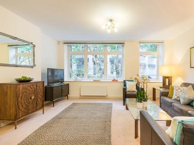 Photo for Apartment 3, Alfred Place, Central London