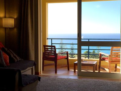 Photo for NEAR THE  BEACH. GREAT PANORAMIC SEA VIEW. FULLY EQUIPPED. FREE INTERNET