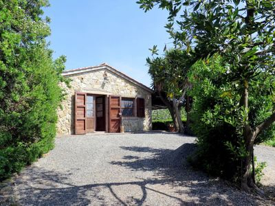 Photo for Vacation home Rustico Il Campo (CMT250) in Casale Marittimo - 4 persons, 1 bedrooms