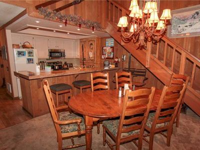 Photo for Mountainback #108, A 2 bedroom with den & loft unit-sleeps 8.
