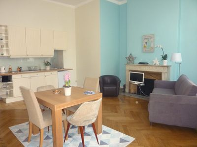 Photo for Pretty T2 of 48 m2, central, comfortable and sweet