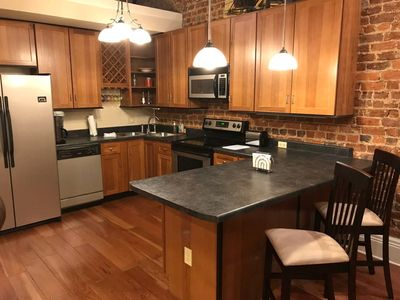 Photo for Bordertown Loft 2BR-located in the heart of Downtown Bristol!