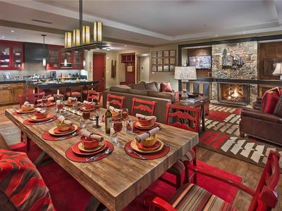 "Photo for One Steamboat Place: ""Mount Zirkel"" #419 - 4BR Luxe Condo"