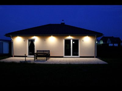 Photo for Holidays on the Baltic Sea with pet centrally between Rügen u. Usedom, beach 900m