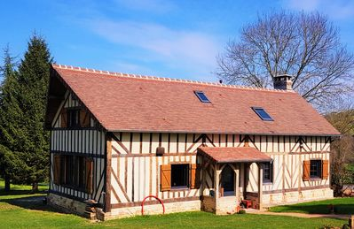 Photo for Charming Norman house in the heart of the Pays d'Auge