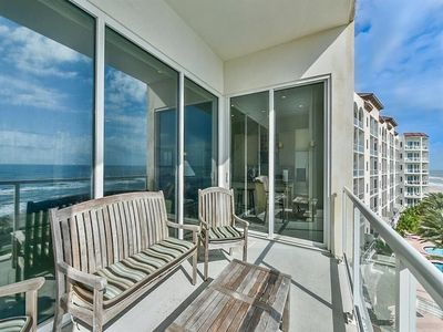 Diamond Beach 513-Precious Memories: Beachfront, Indoor & Outdoor Pools, Private Balcony!
