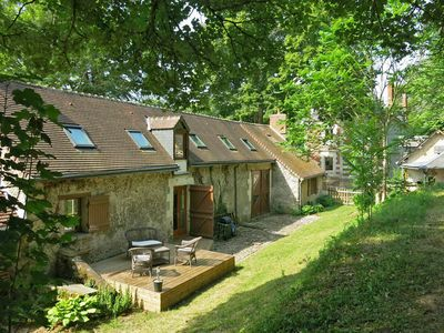 Photo for Vacation home Maray-Baccus  in Onzain, Valley of Loire and Indre - 4 persons, 2 bedrooms