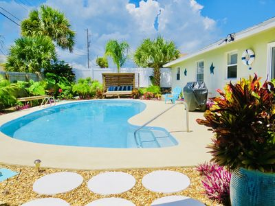 Photo for 5 Bed Luxury Beach Pool Home in Ormond-By-The-Sea